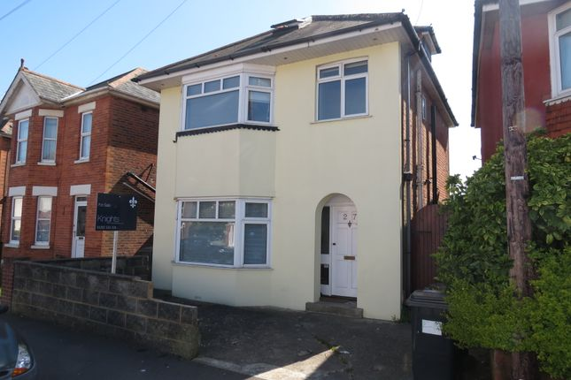 Thumbnail Detached house to rent in Easter Road, Bournemouth
