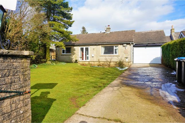 Thumbnail Detached bungalow for sale in Sterndale Close, Litton