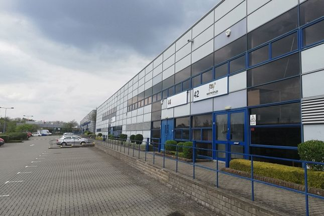 Thumbnail Warehouse to let in Tanners Drive, Blakelands
