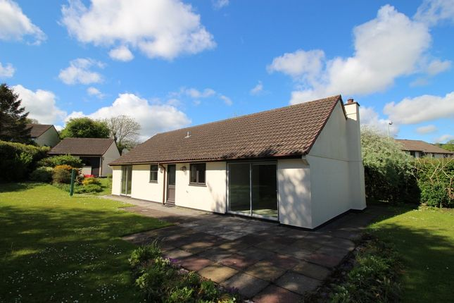 Thumbnail Detached bungalow for sale in Lower Brook Park, Ivybridge