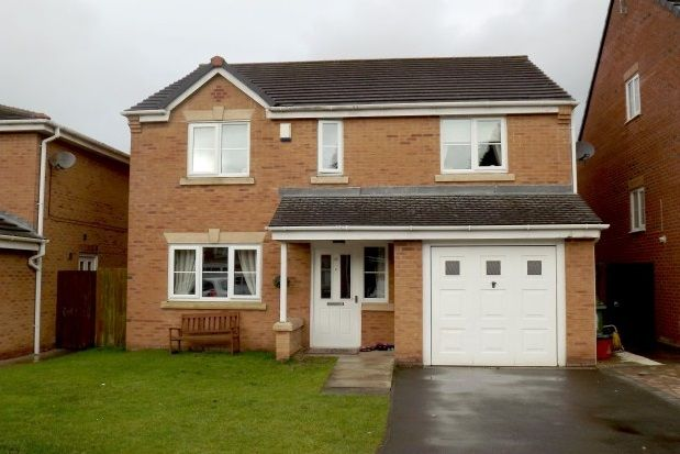 Thumbnail Detached house to rent in Sandy Way, Winsford