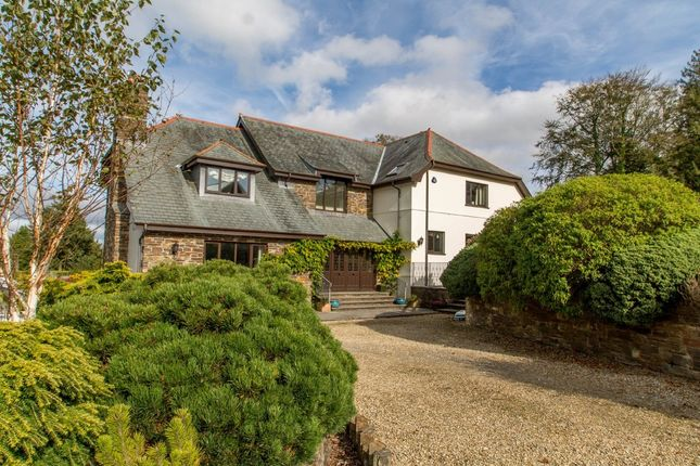 Thumbnail Detached house for sale in Harrowbeer Lane, Yelverton