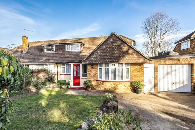 Thumbnail Bungalow for sale in Bridle Road, Maidenhead