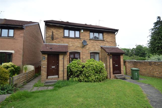 Thumbnail Semi-detached house for sale in Raeswood Drive, Crookston, Glasgow