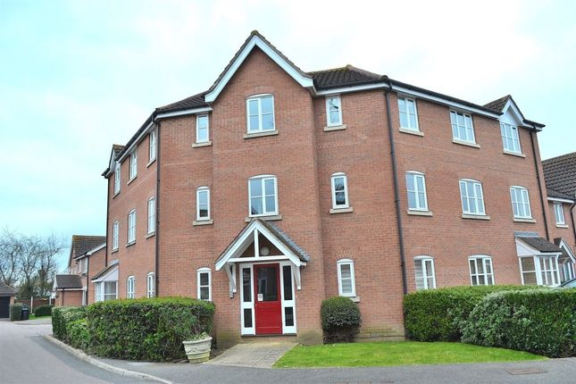 Thumbnail Flat for sale in Abbeydale Close, Church Langley, Harlow