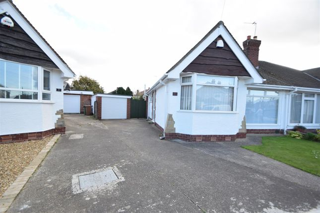 Thumbnail Semi-detached bungalow to rent in Heywood Boulevard, Thingwall, Wirral