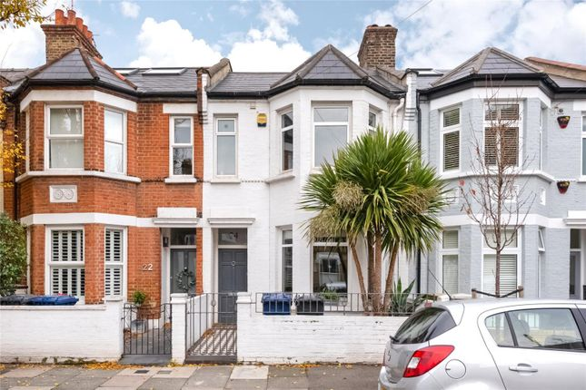 Thumbnail Terraced house for sale in Seymour Road, Chiswick, London