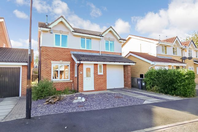 Thumbnail Detached house for sale in Westfield Park, Wallsend