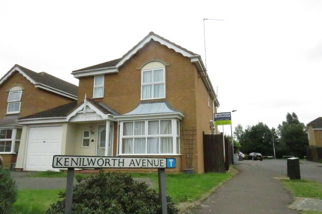 4 Bed Detached House For Sale In Kenilworth Avenue Park Farm Peterborough