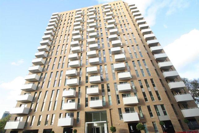 Thumbnail Flat to rent in Hannaford Walk, London