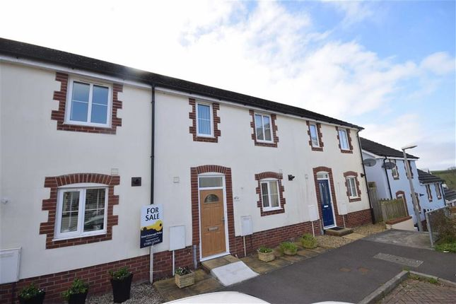 Thumbnail Terraced house for sale in Trafalgar Drive, Torrington