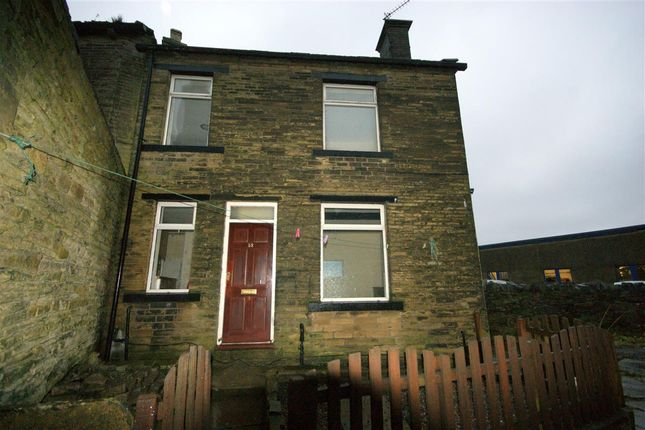 Thumbnail Terraced house to rent in High Street, Queensbury, Bradford