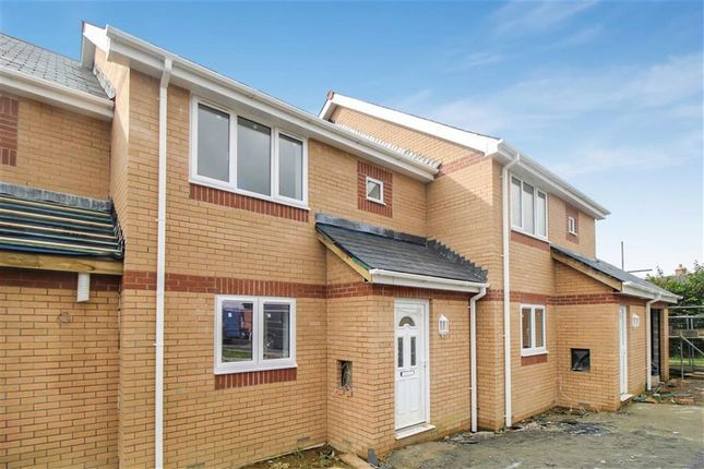 Thumbnail Terraced house for sale in Balleroy Close, Shebbear, Beaworthy