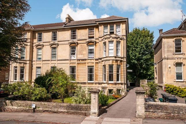Thumbnail Flat for sale in Apsley Road, Clifton, Bristol