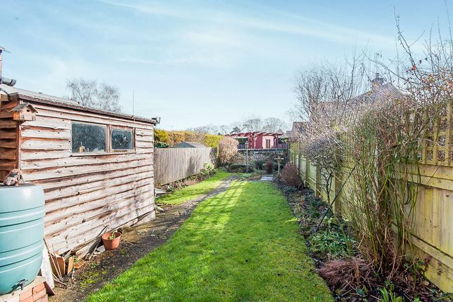 Thumbnail Terraced house for sale in East Road, Oundle, Peterborough