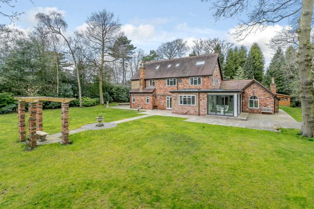 Thumbnail Detached house for sale in Hartopp Road, Four Oaks Estate, Sutton Coldfield