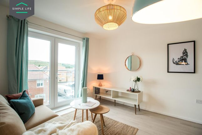 Thumbnail Flat to rent in Arkwright Avenue, Rochdale