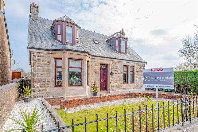 Thumbnail Detached house for sale in Carronvale Road, Larbert, Stirlingshire