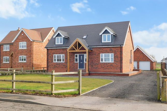 Thumbnail Detached house for sale in Croft Bank, Wainfleet, Skegness