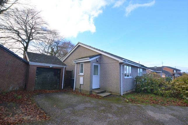 Thumbnail Semi-detached bungalow for sale in Jenwood Road, Dunkeswell, Honiton, Devon