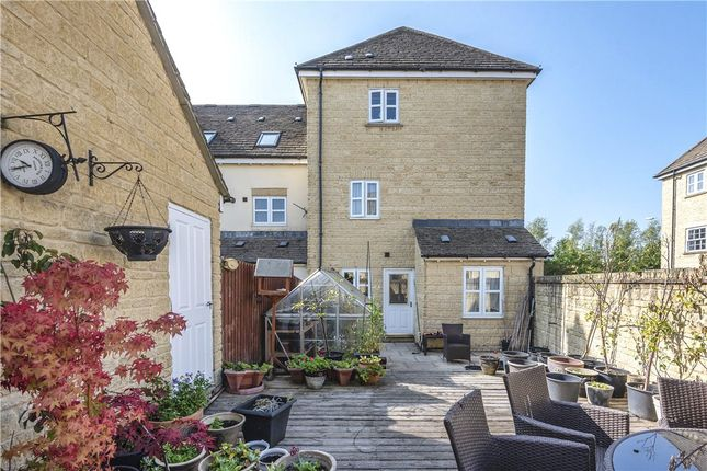 Rear Elevation of Lime Walk, Witney, Oxfordshire OX28