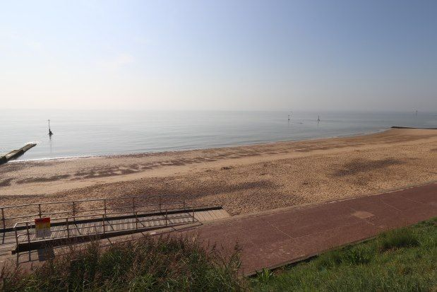 Thumbnail Flat to rent in Nelson Road, Clacton-On-Sea