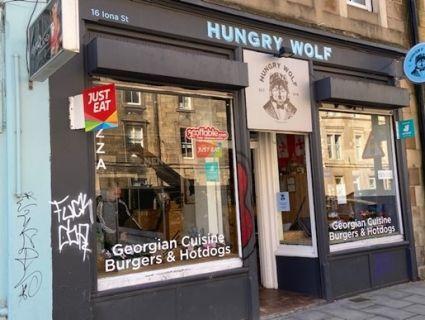Restaurant/cafe for sale in Iona Street, Edinburgh