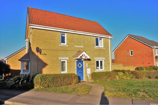 Thumbnail Semi-detached house for sale in Tuffleys Way, Leicester