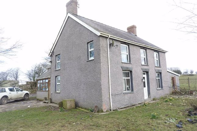 Thumbnail Farm for sale in Sarnau, Llandysul, Ceredigion