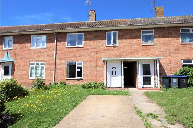 Thumbnail Terraced house for sale in The Avenue, Goring-By-Sea, Worthing