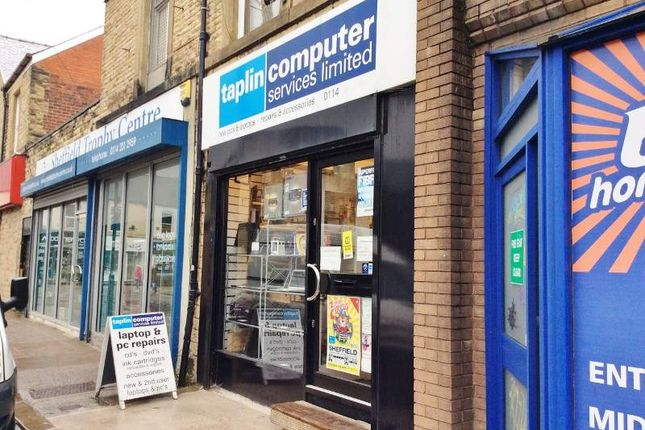 Retail premises for sale in 9 Proctor Place, Sheffield