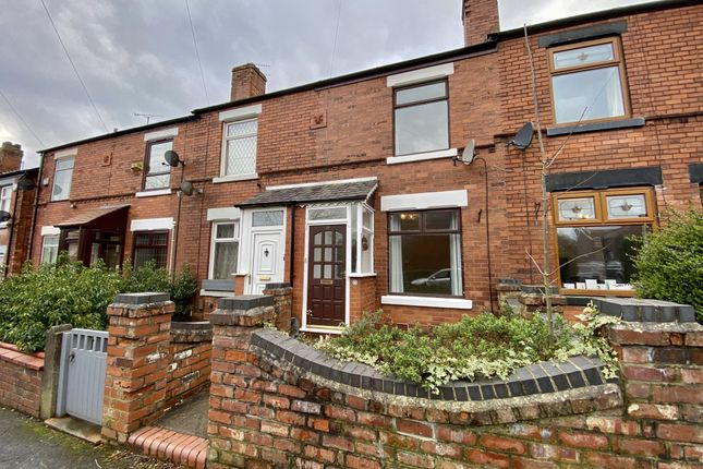 Thumbnail Terraced house to rent in Lyme Grove, Romiley, Stockport