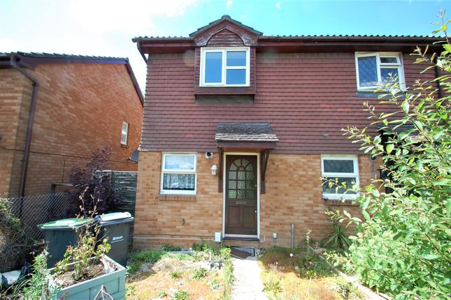 Thumbnail Terraced house to rent in Amethyst Grove, Waterlooville