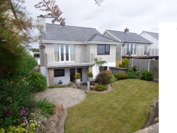 Thumbnail Detached house for sale in Bro Cymerau, Pwllheli, Gwynedd