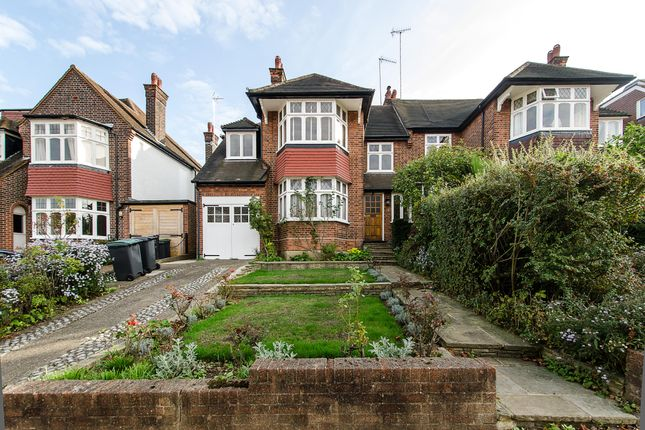 Thumbnail Property to rent in Ringwood Avenue, Fortis Green, London