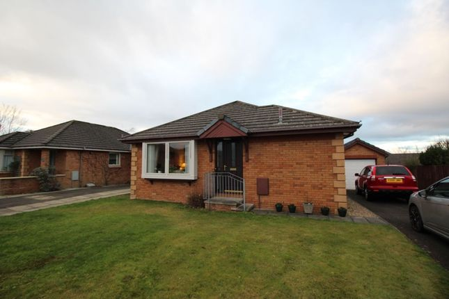 Thumbnail Bungalow to rent in Ladywell Park, Auchterarder