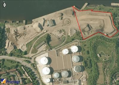Thumbnail Land to let in Cemex Site, Mercantile Wharf, Jarrow, Tyne And Wear