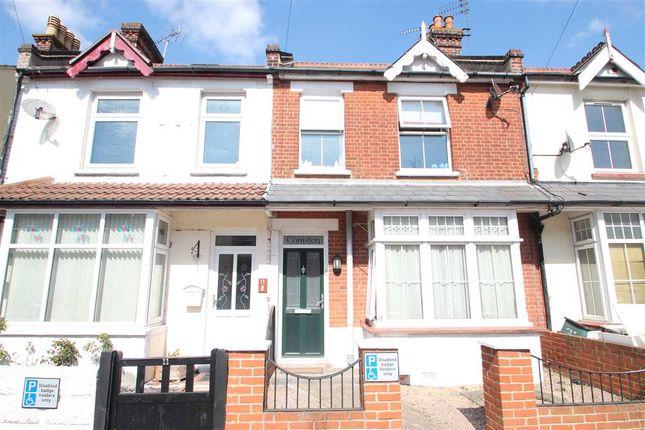 Thumbnail Terraced house for sale in Harrow Road, Clacton-On-Sea