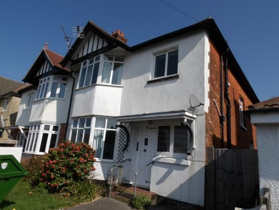 Thumbnail Semi-detached house for sale in Raymond Road, Shirley, Southampton