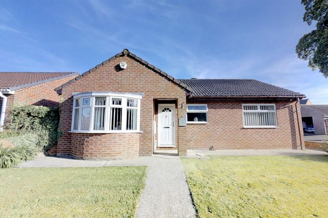 Thumbnail Detached bungalow for sale in Harland Court, St. Helen Auckland, Bishop Auckland