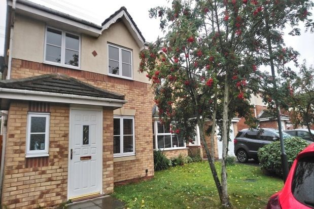 Thumbnail Detached house to rent in Towpath Close, Coventry