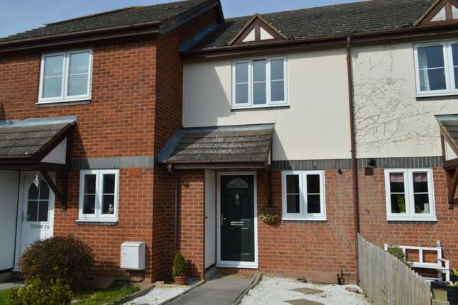 Thumbnail Terraced house to rent in Lark Vale, Watermead, Aylesbury