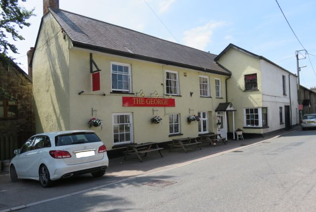 Pub/bar for sale in Commercial Road, Uffculme