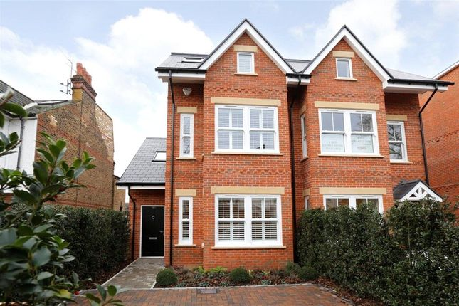 Thumbnail Semi-detached house for sale in Holmhurst Mews, Raynes Park