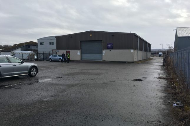 Thumbnail Light industrial to let in 10 Seafield Road, Inverness