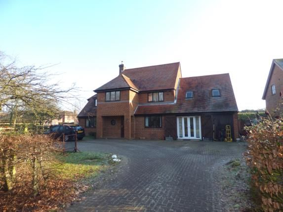 Thumbnail Detached house for sale in Portland Drive, Willen, Milton Keynes, Buckinghamshire