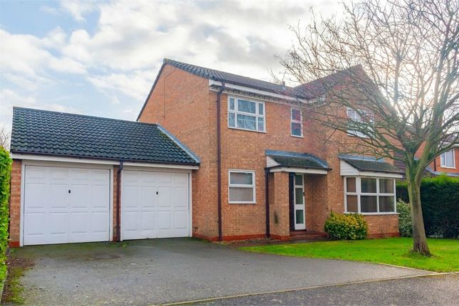 Thumbnail Detached house for sale in Clumber Drive, Abington, Northampton