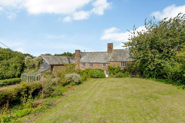 Thumbnail Detached house for sale in Uplowman, Tiverton, Devon
