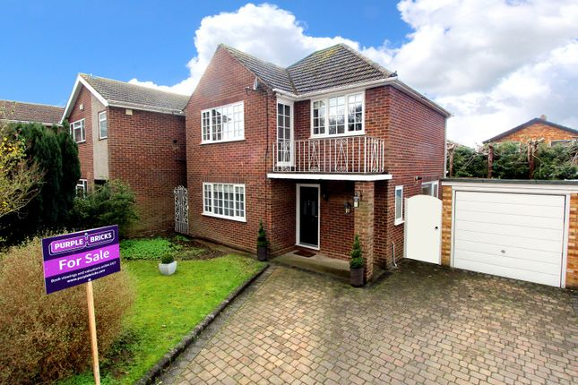 Thumbnail Detached house for sale in Woodside Avenue, Flackwell Heath