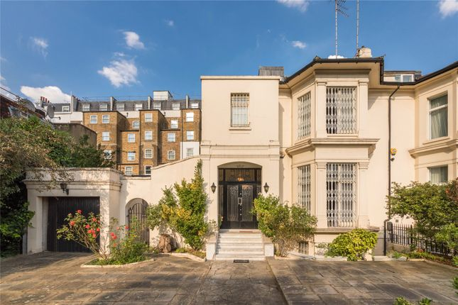 Thumbnail Semi-detached house for sale in Porchester Terrace, Bayswater, London